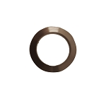 1 Piece Silver Stainless Steel Crush Washer