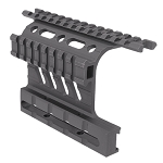 AK Double Rail Side Mount