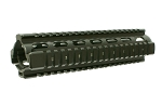 Quad Rail Hand Guard for Mid Length AR