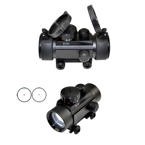 1x30 Red & Green Dot Sight