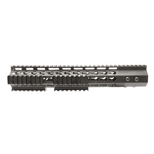 Slim Design 7 Sided Keymod Hand Guard 13""