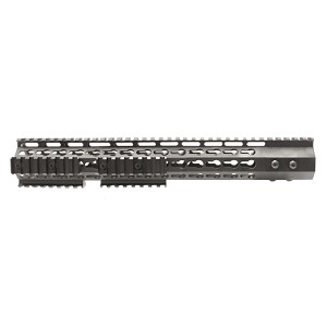 Slim Design 7 Sided Keymod Hand Guard 15""