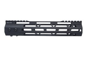 "AR-15 US Made 12"" Hybrid Free Float M-LOK Handguard"