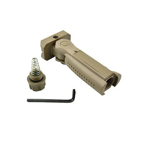 5-Position Grip  Desert Tan