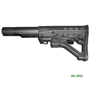 6 Position Mil Spec Stock