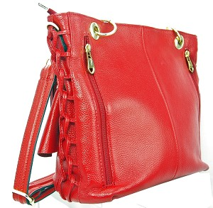 "Aagil Ladies concealed carry purse w/ anti-snatch strap ""Lydia"""