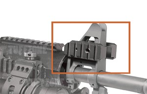 AR15 Front Sight Mount