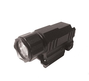 Pistol LED Flashlight