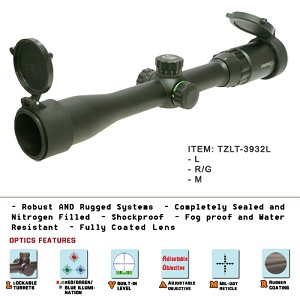3-9X32 Full Size Scope