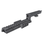 AR15 Gooseneck Carry Handle Mount